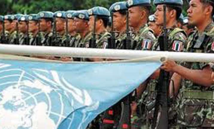 india us discuss training of un peacekeepers
