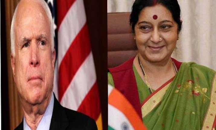 india us discuss ways to enhance strategic partnership