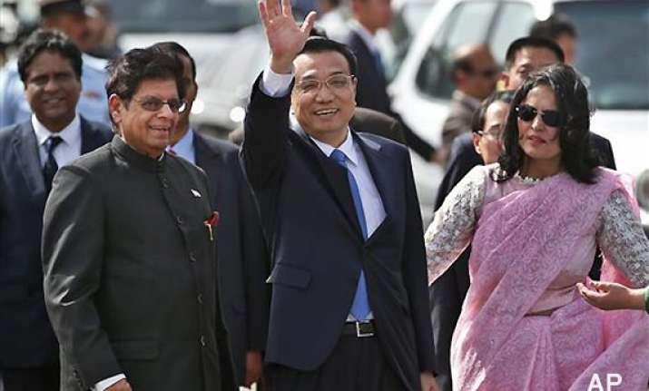 li calls for mutual trust between india china