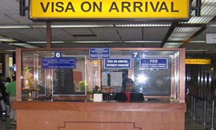 india intends to extend on arrival visa for 40 countries