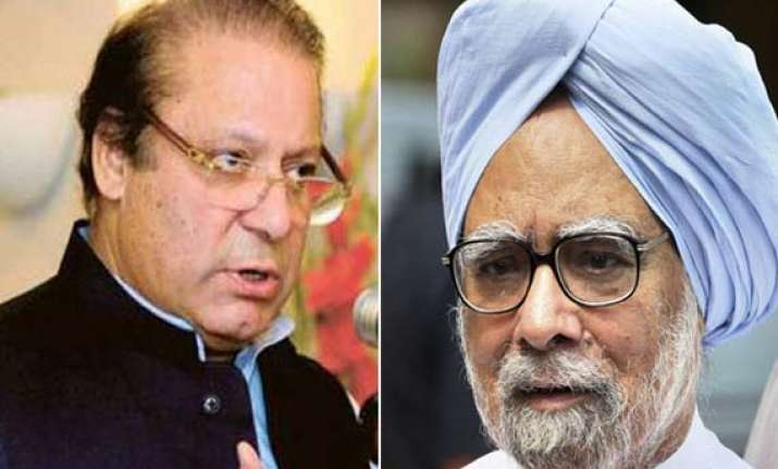 india non committal about possibility of pm sharif meeting