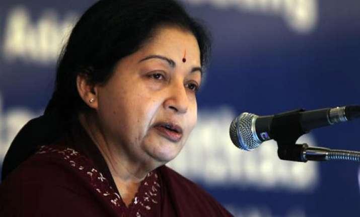 india not firm on attacks on indian fishermen jayalalithaa