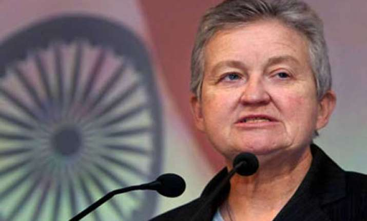 india polls will set new stage for indo us ties nancy powell