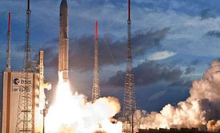 india s advanced metsat closer to final orbital slot