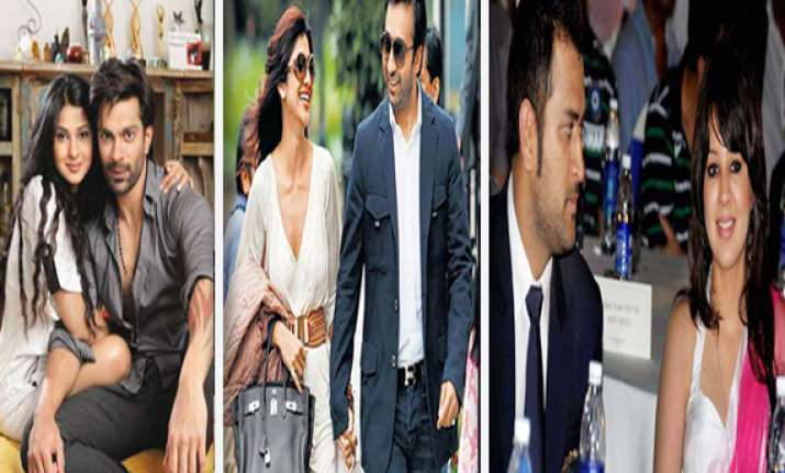 india s top 10 hottest couples in pics