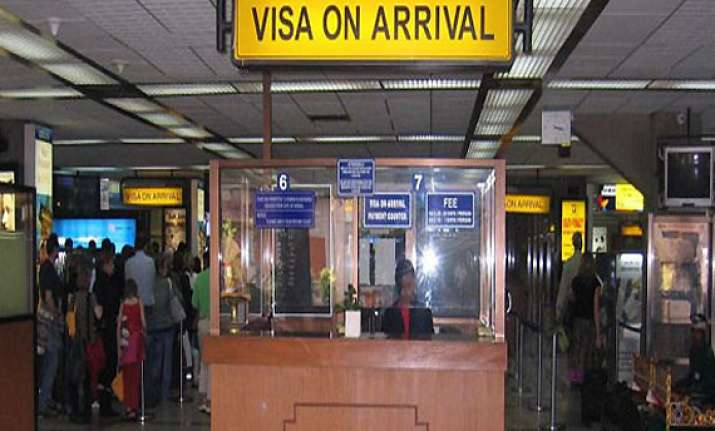 india starts process to extend visa on arrival to 40 nations