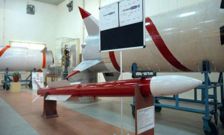 india successfully test fires astra air to air missile
