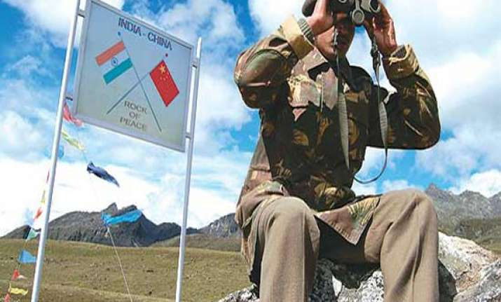 india tells china frequent incursions on border can vitiate