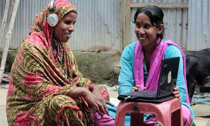 india to connect 2.5 lakh panchayats through broadband