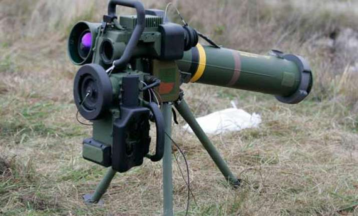 india to develop man portable anti tank guided missile