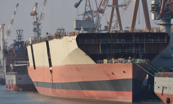 india to launch 1st indigenous aircraft carrier ins vikrant