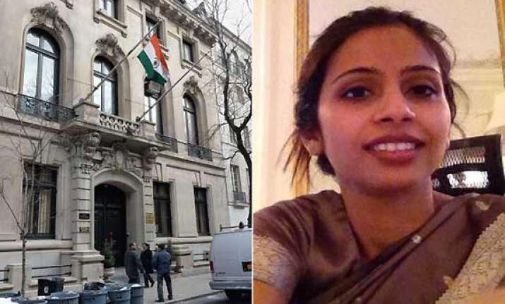 india transfers devyani khobragade to un mission provided