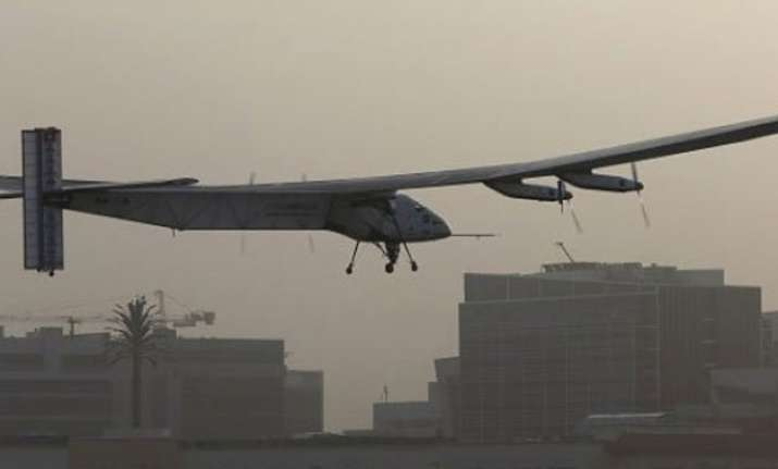 solar impulse 2 bids adieu to india leaves for myanmar