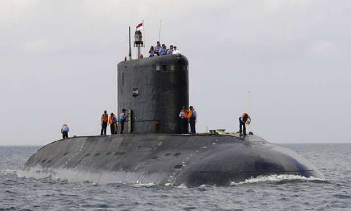navy to invite tenders for six conventional submarines soon