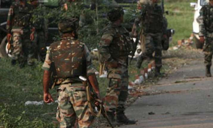 six militants nabbed hideout unearthed after encounter