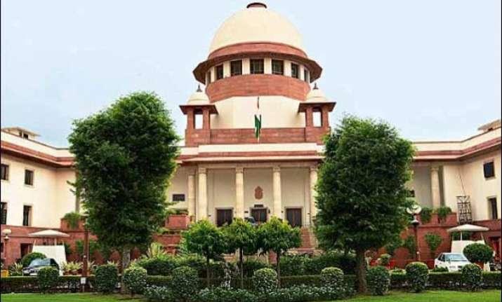 supreme court stays gujarat high court order on judges plot