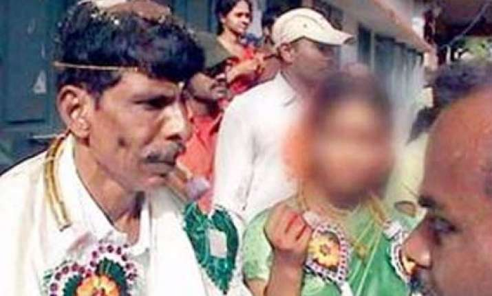 57 year old man marries 14 year old girl in ap
