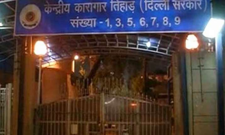 mobile phones accessories recovered in tihar jail compound