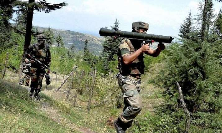 militants killed in kupwara were foreigners belonged to let