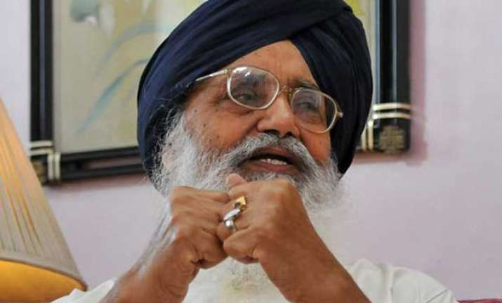 cm badal approves skill development centre for ferozepur