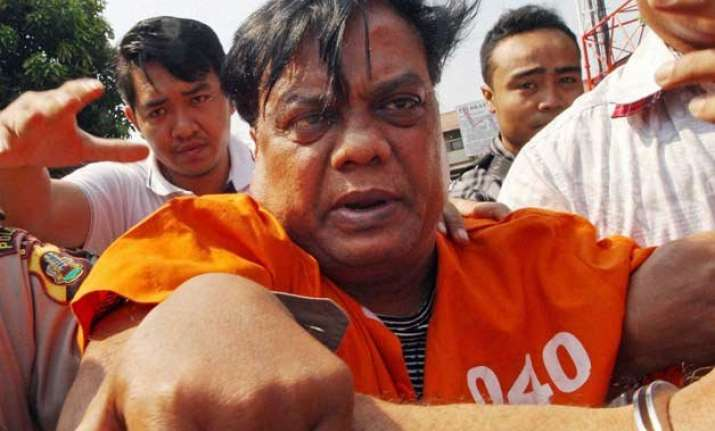 chhota rajan s process of deportation begins