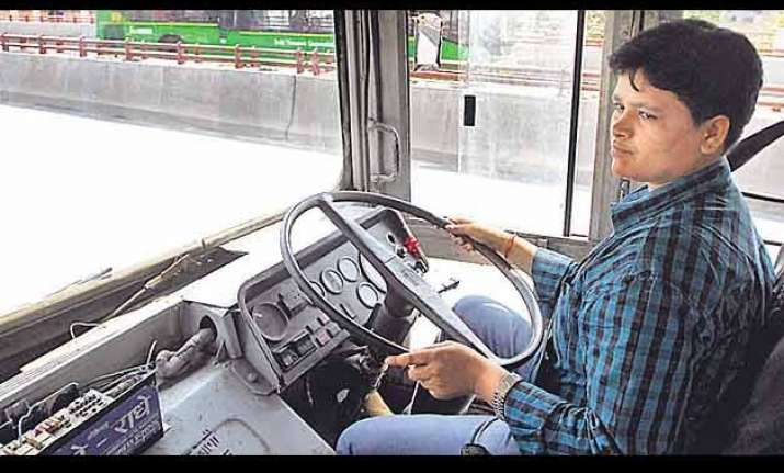 delhi v sarita all set to be the first woman driver of dtc