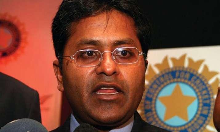 lalitgate rashtrapati bhavan files complaint against former