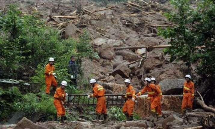 4 bodies dug out in saddal hamlet in jammu kashmir 8 yet to