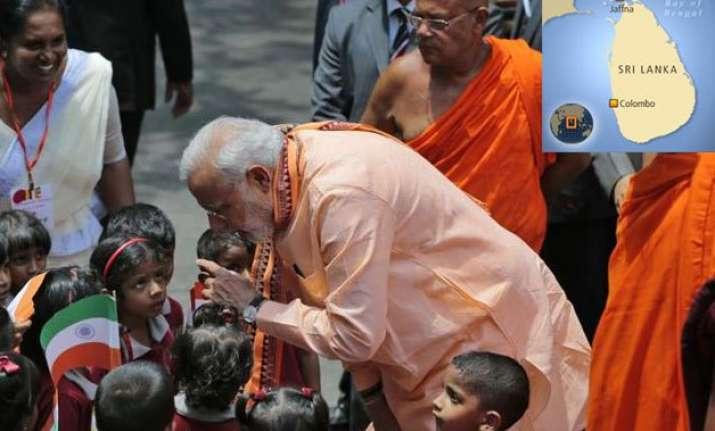 why no indian pm dared to visit jaffna before modi
