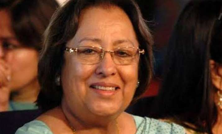najma heptulla launches swachh bharat mission
