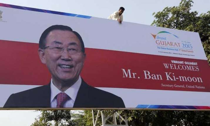 gujarat a cultural crossover to the world ban ki moon