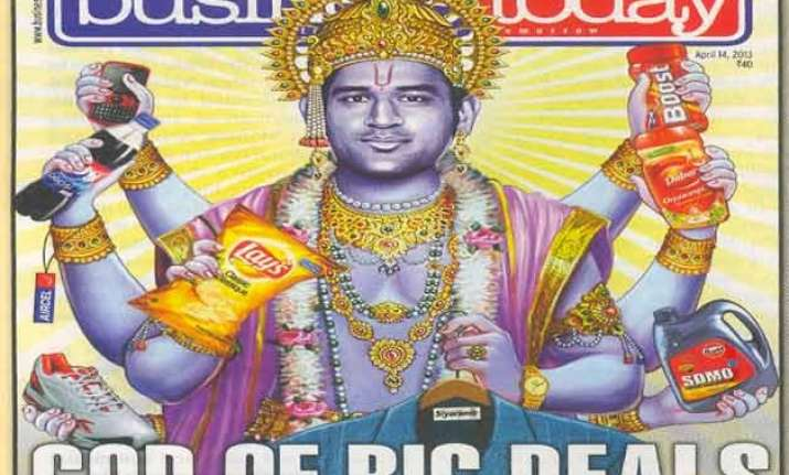 non bailable warrant against ms dhoni for 2013 magazine