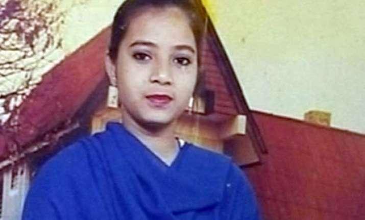 ishrat encounter case court reserves order on pandey