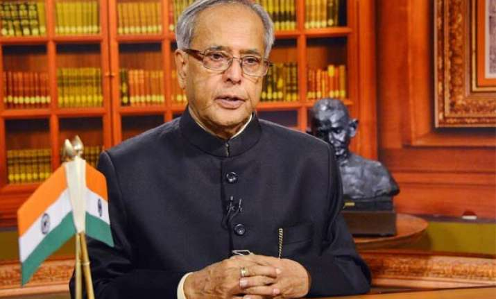 israel india to ink 3 mous during president mukherjee s
