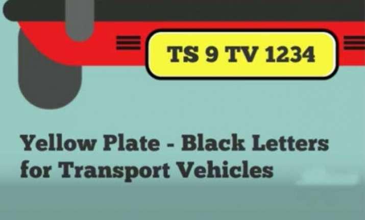 Making sense of the vehicle registration number for National motor vehicle license organization