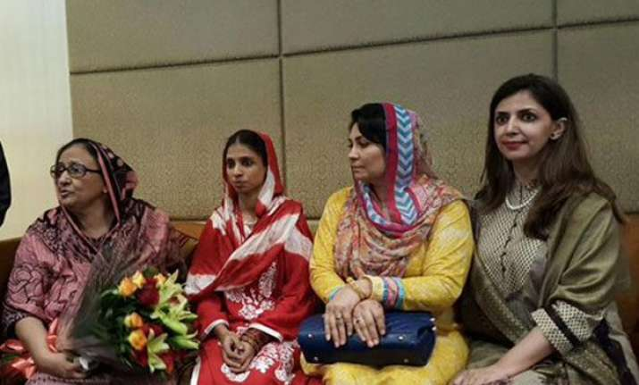 india s daughter geeta stranded in pak for 14 years finally