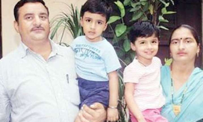 problems as siblings born one month apart to delhi cop s