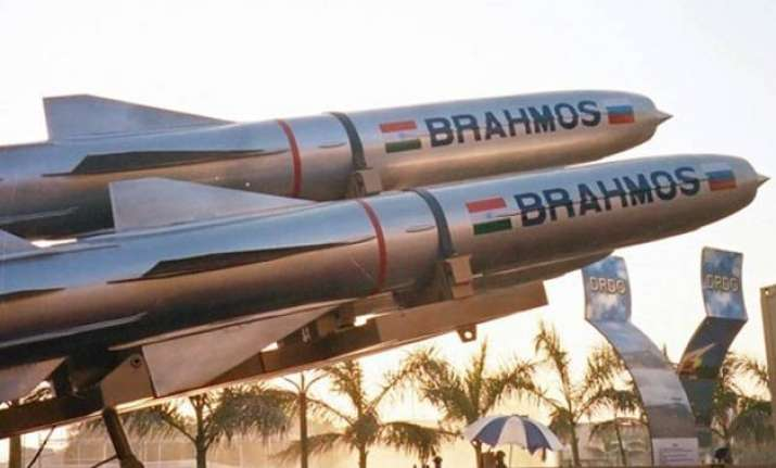 brahmos missile test fired from mobile launcher hits