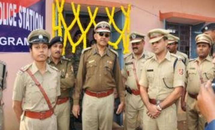 if needed beat policemen they work for tmc congress
