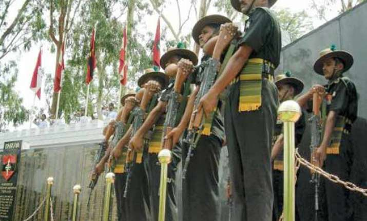 indian army to commemorate kargil martyrs in drass