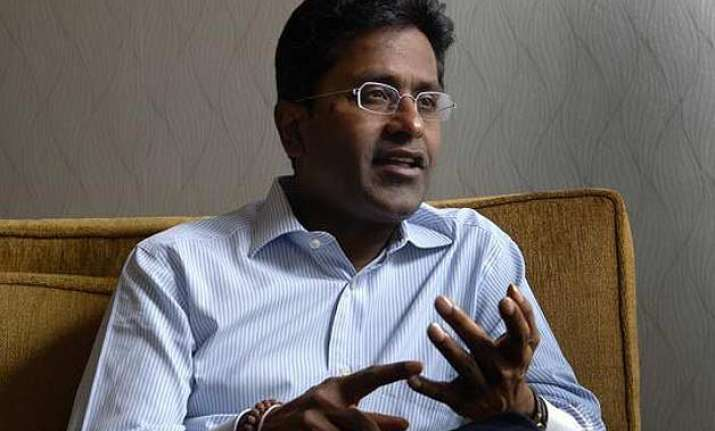 cbi gives papers on lalit modi to interpol