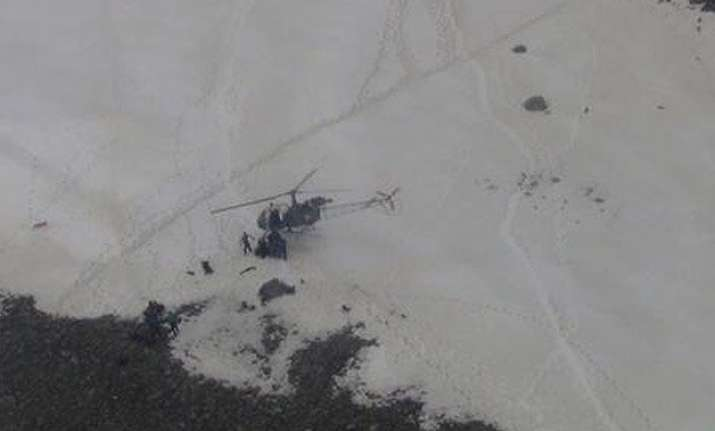 iaf rescues israeli mountaineer in ladakh
