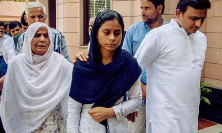 dadri lynching rs 5l assistance given to kin firing victim