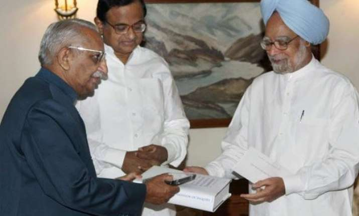 i had first used the term hindu militants in babri report