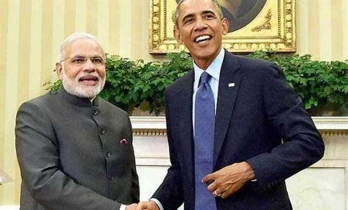 pm modi obama kites to dot delhi s skyline ahead of