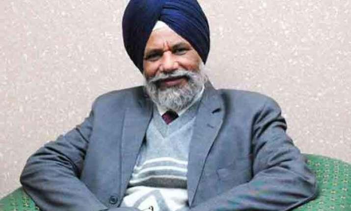 punjab min kicks up row says moga victim s death god s will