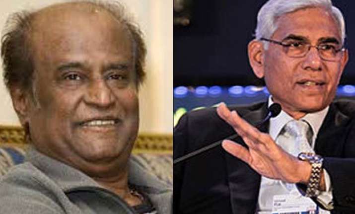 rajinikanth vinod rai dhirubhai ambani among padma awardees