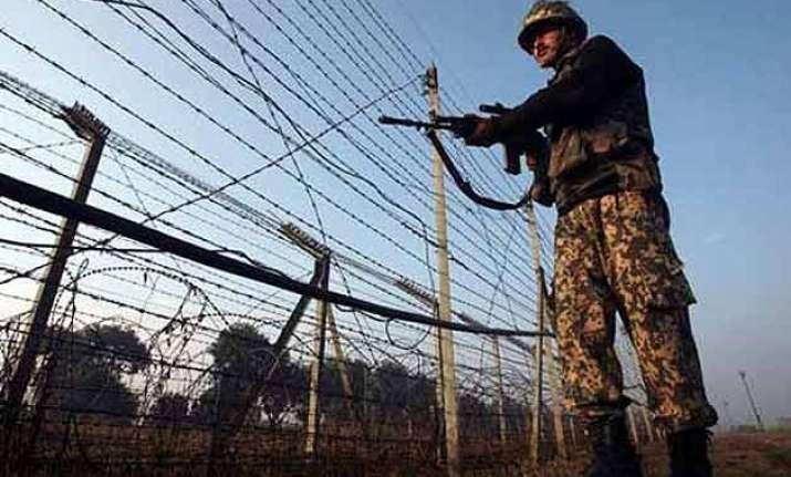 bsf jawan killed in sniper fire by pakistani troops in j k