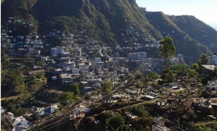 earthquake rocks mizoram