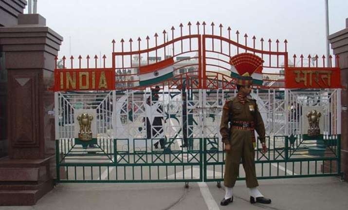 no exchange of traditional sweets between bsf rangers this